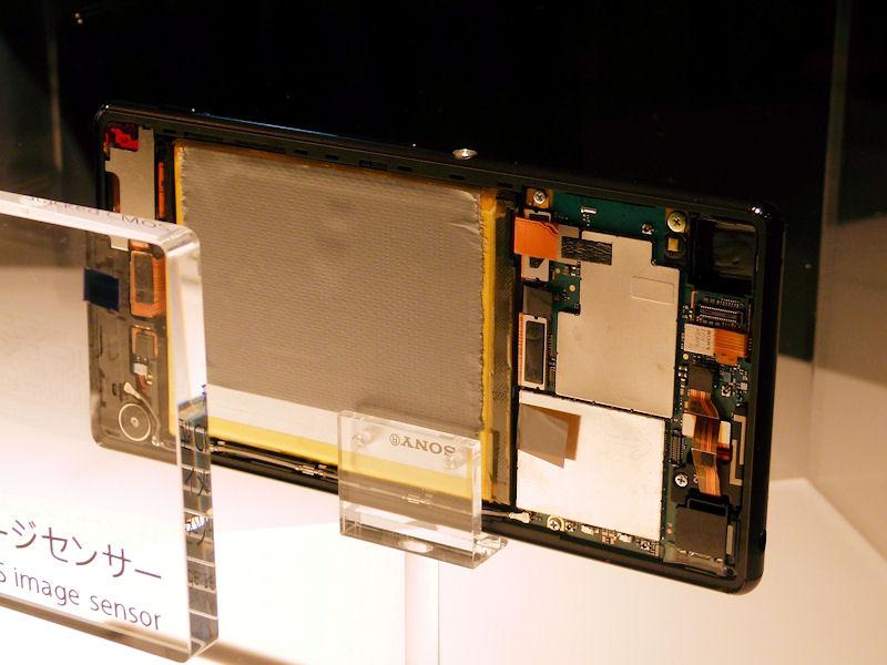 Живые снимки японской Xperia Z4 и сравнение с Xperia Z3
