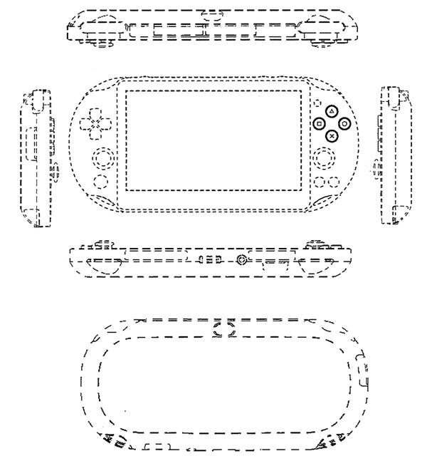 В сети найден макет новой портативной PlayStation