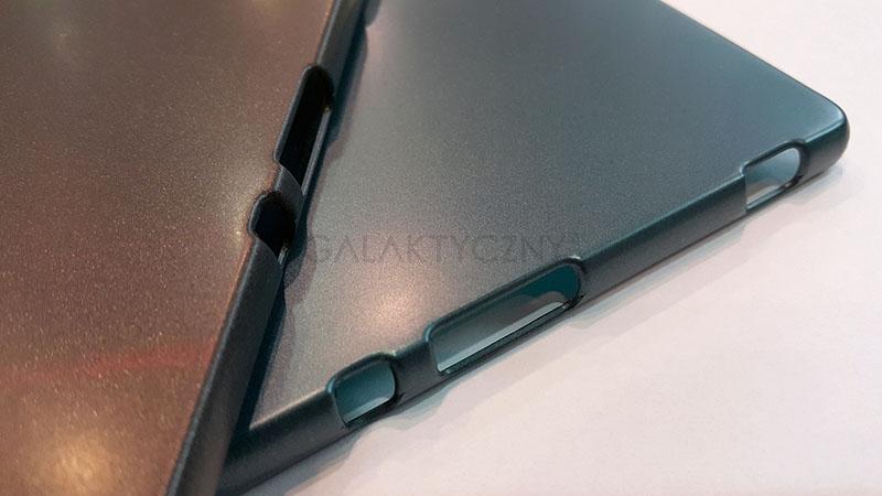 Утечка еще одного чехла для Xperia Z4 подтверждает расположение кнопок