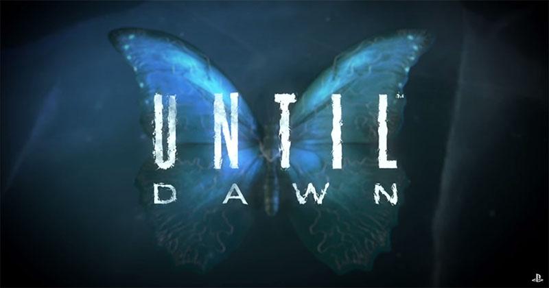 Эксклюзивный PS4 хоррор Until Dawn