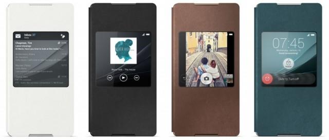 Чехол с окошком Sony SCR30 Style Cover Window