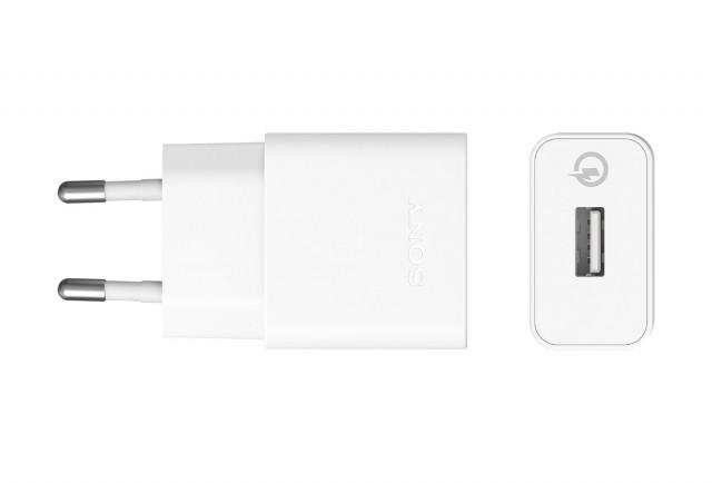 Быстрая зарядка Sony Quick Charger UCH10