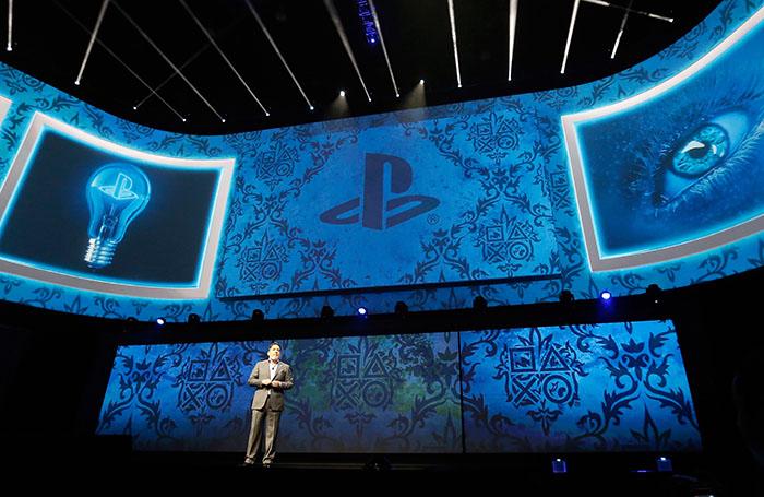Вступительная речь Шоун Лэйден на Sony E3 2015