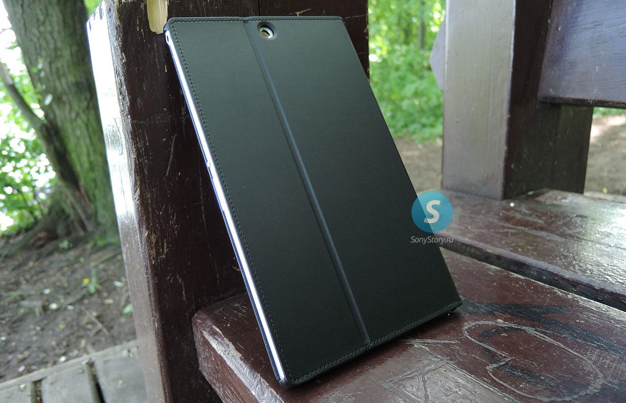 Sony SCR28 - фирменный чехол для Xperia Z3 Tablet Compact