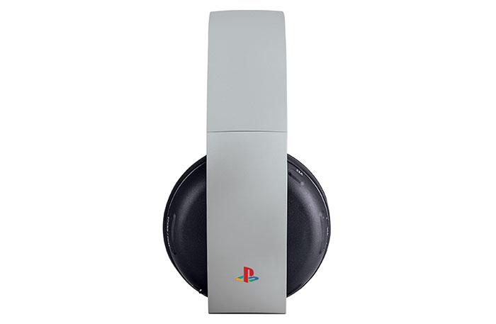 беспроводная гарнитура Playstation 20 Anniversary Edition появится в продаже