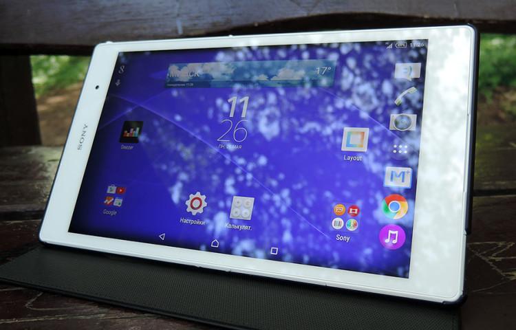 Опыт использования Xperia Z3 Tablet Compac и опыт перехода