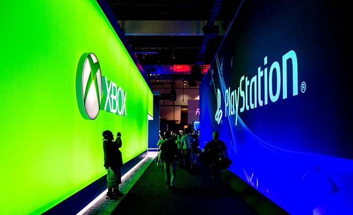 Противостояние Playstation 4 и Xbox One - Sony лидирует