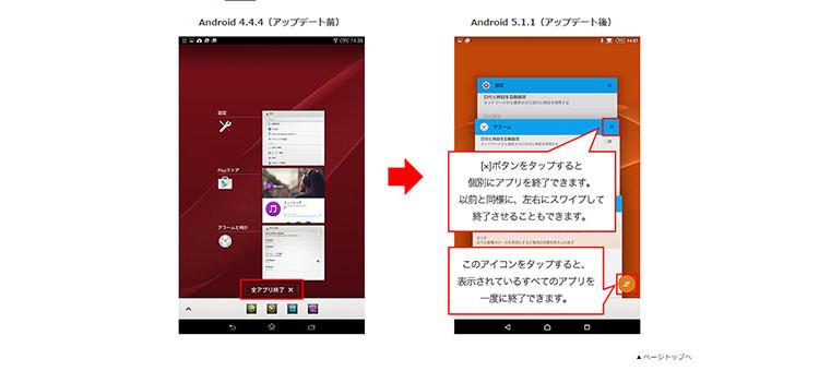 Sony Japan официально подтвердили обновление Android 5.1 в конце июля
