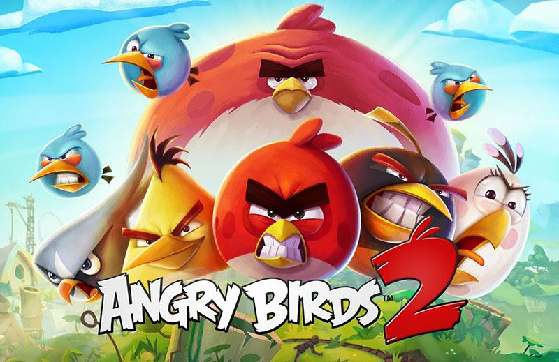 Angry Birds 2 - скоро запуск игры