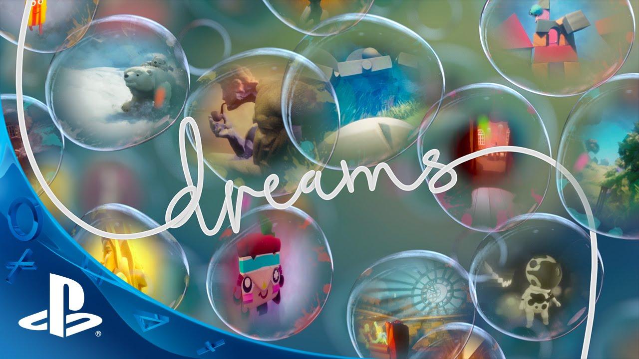 странная PS4 игра Dreams