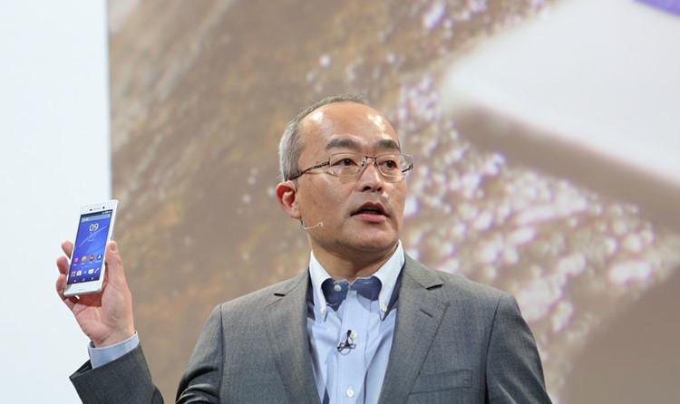 CEO Sony Mobile Hiroki Totoki