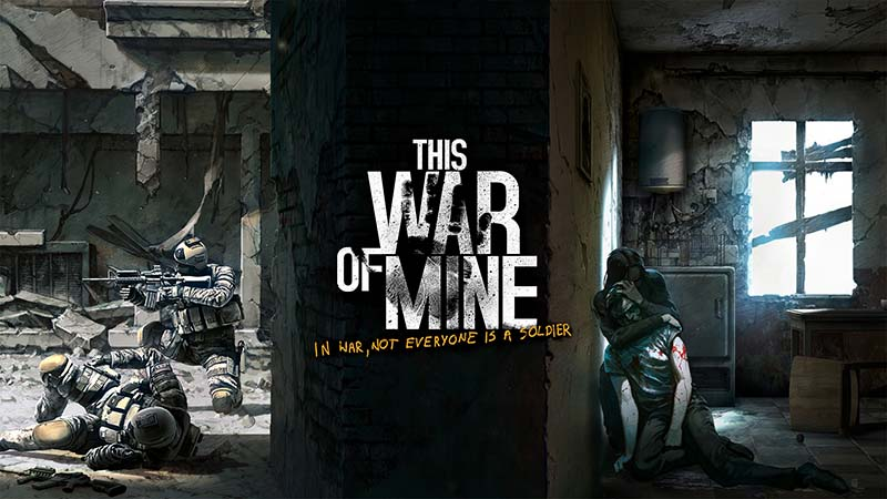 This War of Mine появилась на Android - скачать немедленно в Google Play!