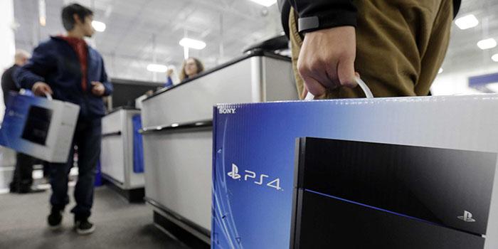 Отличные продажи PlayStation 4