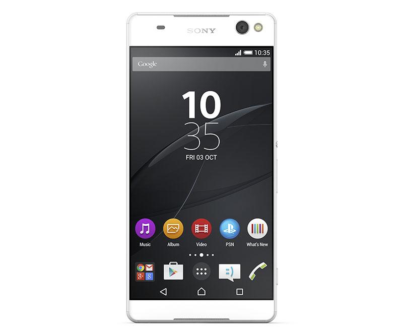 Анонс Sony Xperia C5 Ultra