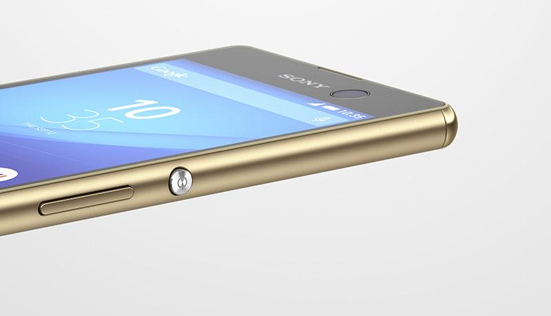 Анонс Sony Xperia M5