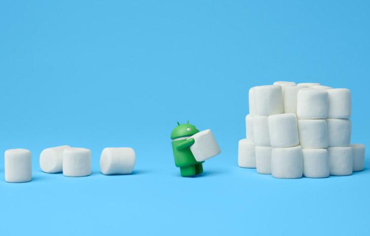 Android 6.0 Marshmallow на Sony Xperia