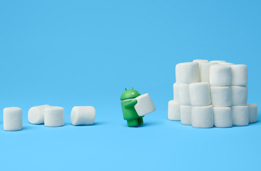Android 6.0 Marshmallow Xperia