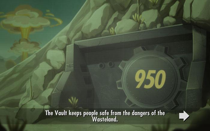 Геймплей Fallout Shelter