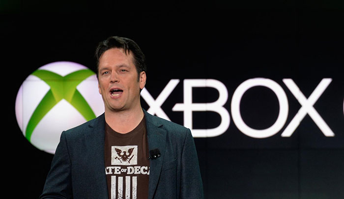 Фил Спенсер, глава Xbox One