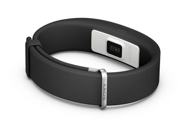 Sony Smartband 2 черный