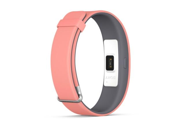 Sony Smartband 2 розовый