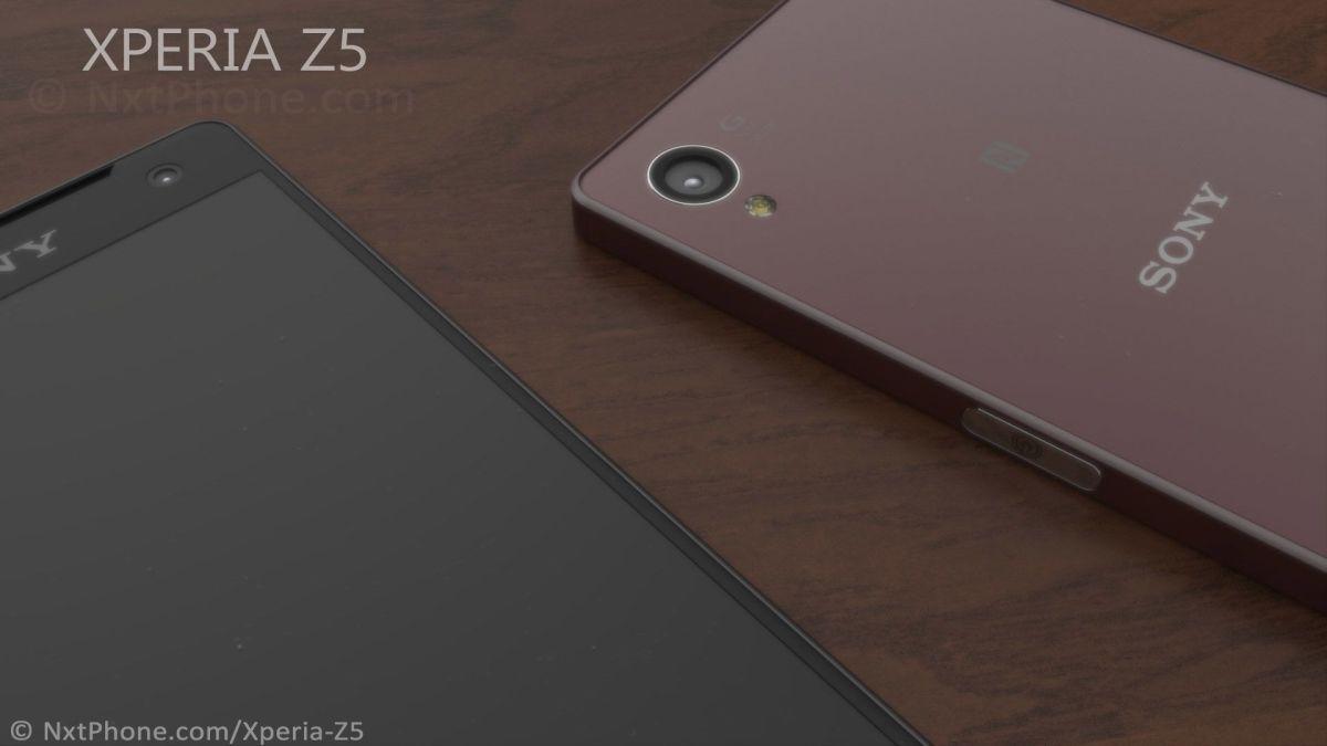 концепт Xperia Z5 - основная камера
