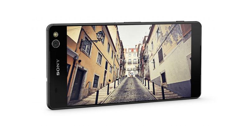 Анонс Xperia C5 Ultra - большой, красивый, безрамочный