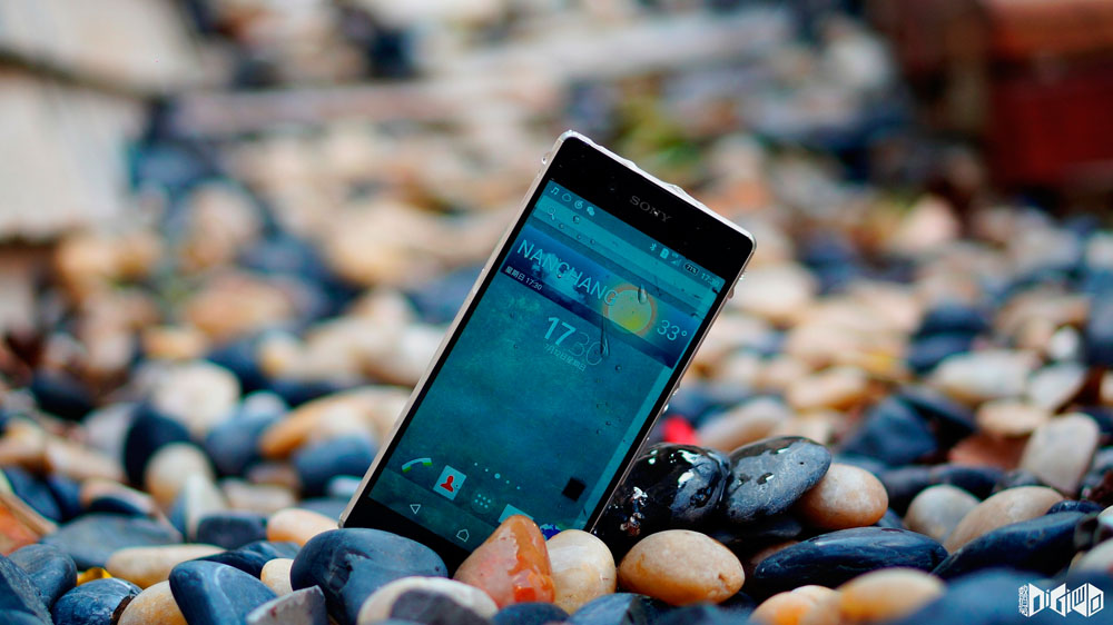 Подборках крутых фото Xperia Z3+ Dual