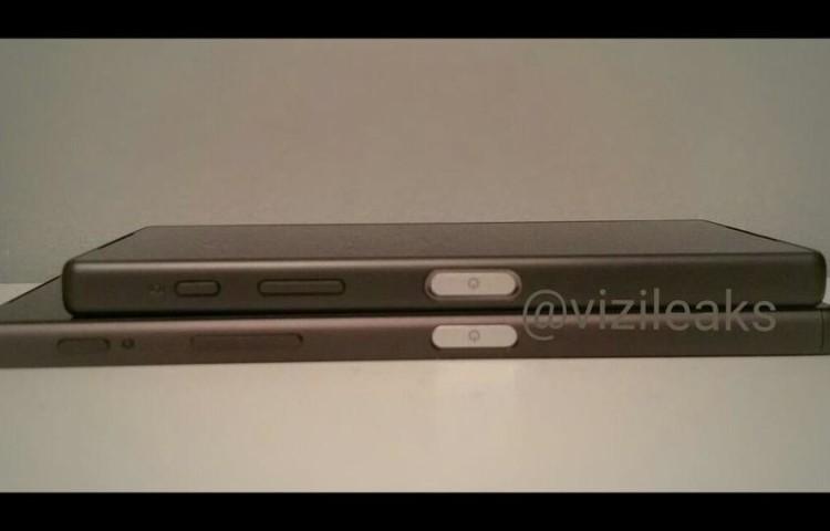 неправдоподобная утечка Xperia Z5 и Xperia Z5 Compact