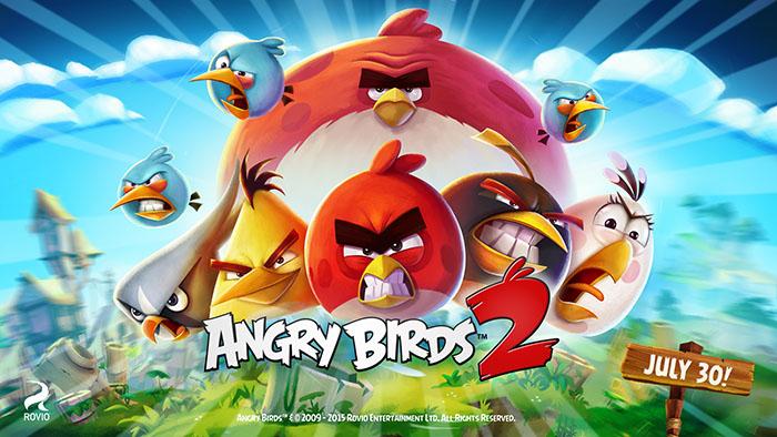 Платный контент лишает Angry Birds 2 всех дальнейших перспектив