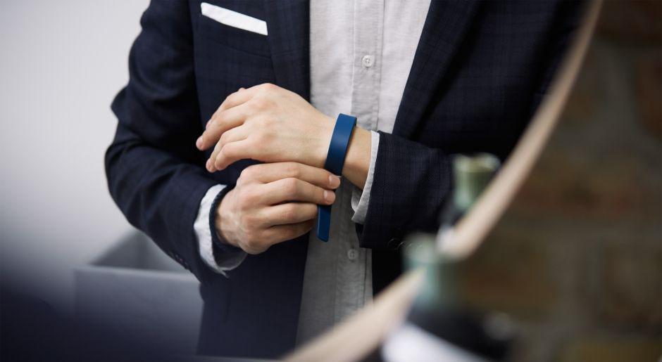 Sony Smartband 2 синий браслет