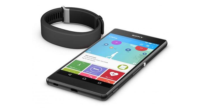 Sony Smartband 2 приложение