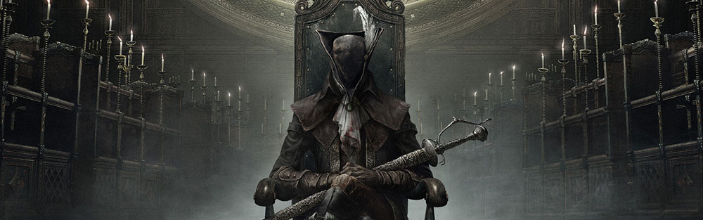 Bloodborne the Old Hunters logo