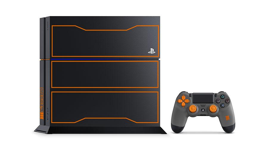 эксклюзивный бандл PlayStation 4 Call of Duty: Black Ops III Limited Edition