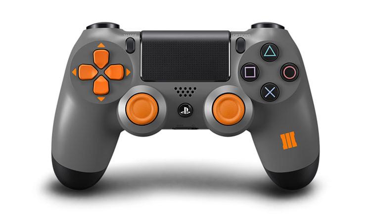 эксклюзивный бандл PlayStation 4 Call of Duty: Black Ops III Limited Edition DualShock 4