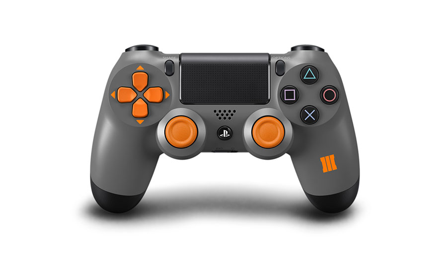 эксклюзивный бандл PlayStation 4 Call of Duty: Black Ops III Limited Edition DualShock 4