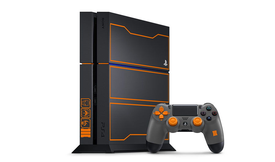 эксклюзивный бандл PlayStation 4 Call of Duty: Black Ops III Limited Edition