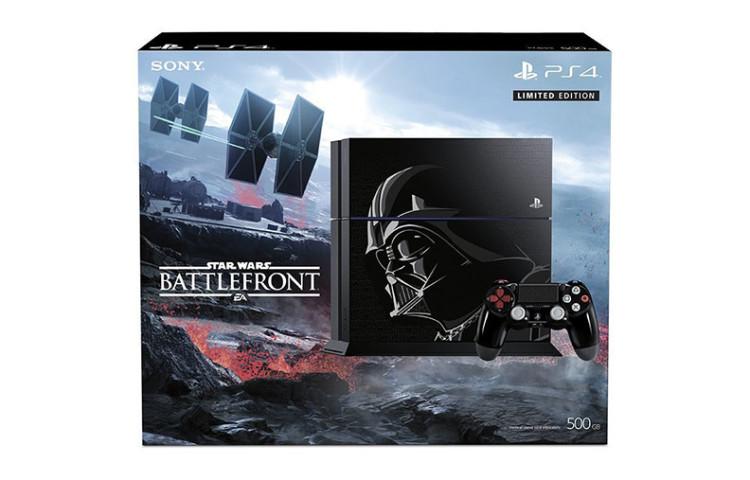 бандл PlayStation 4 Star Wars Battlefront Limited Edition