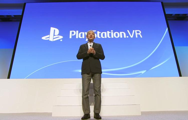 Project Morpheus превратился в PlayStation VR
