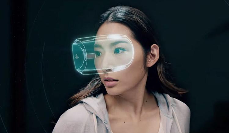 Система виртуальной реальности Sony PlayStation VR
