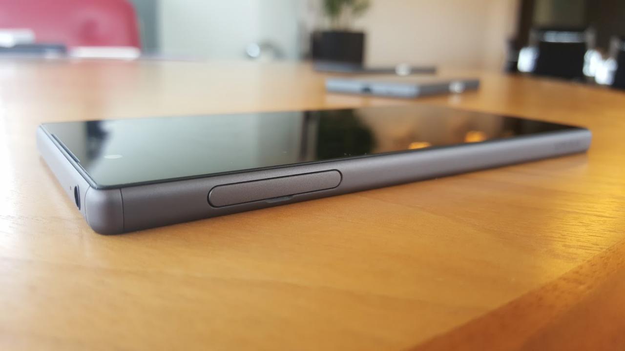 живые снимки Xperia Z5 Compact