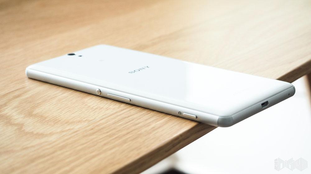 фото Xperia C5 Ultra кнопки питания