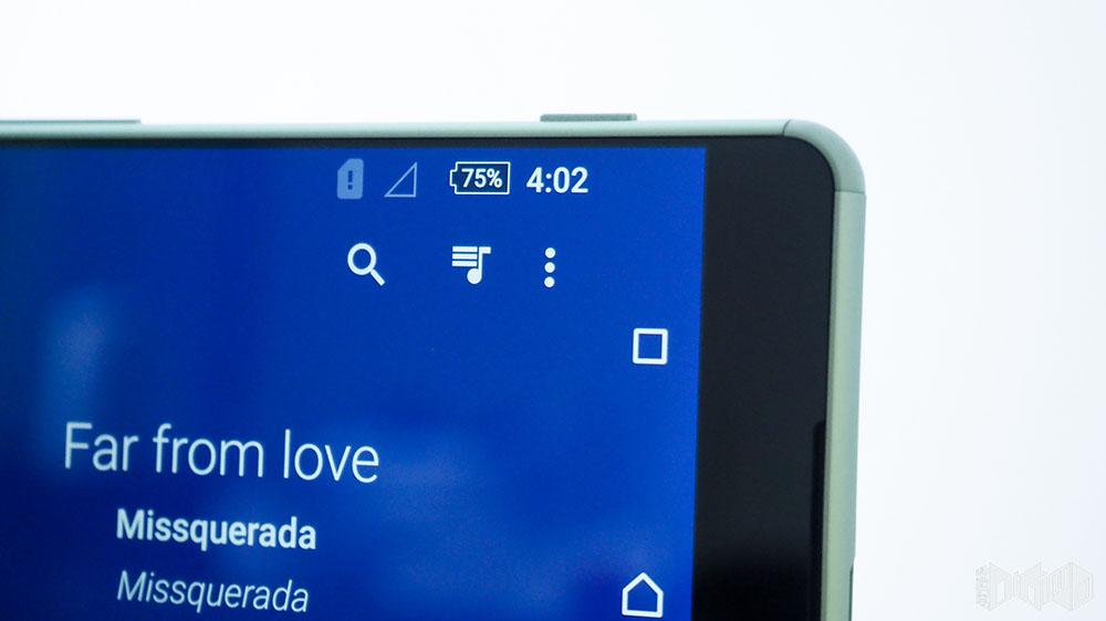фото Xperia C5 Ultra экран