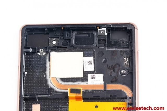 охлаждение Xperia Z3