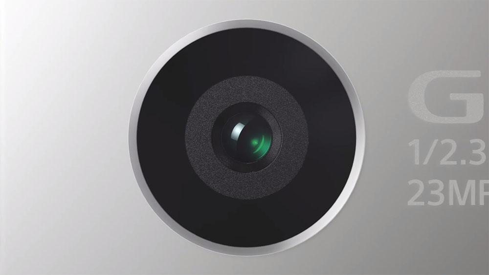 Датчик IMX300 - Xperia Z5 камера