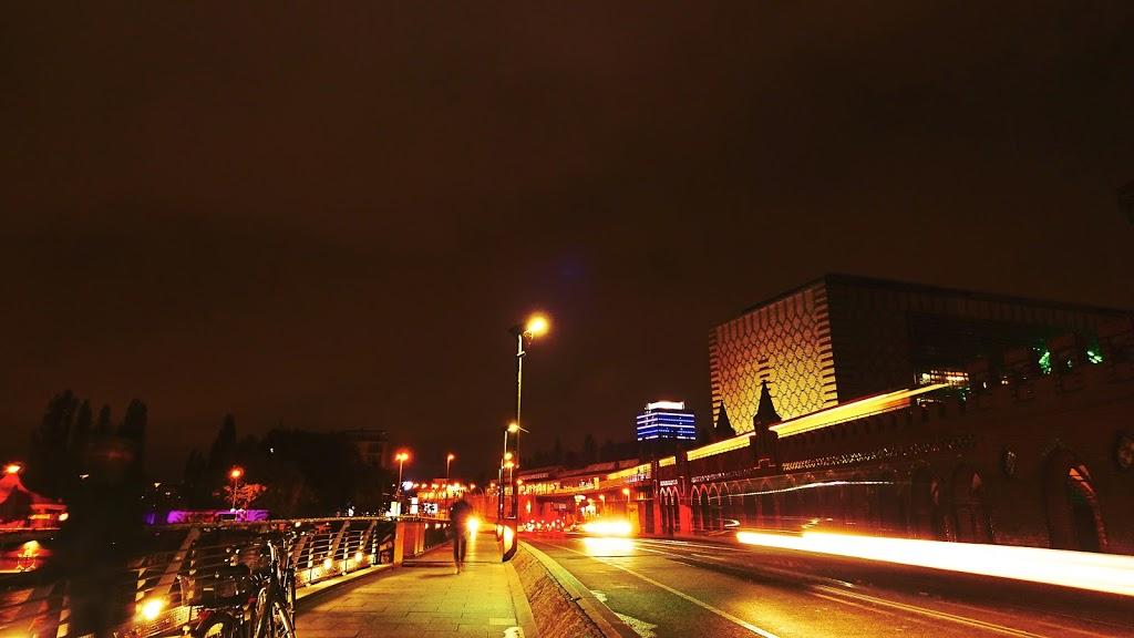 ночные снимки камеры Xperia Z5