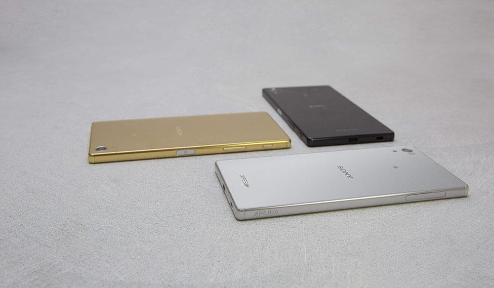 Xperia Z5 Premium цвета