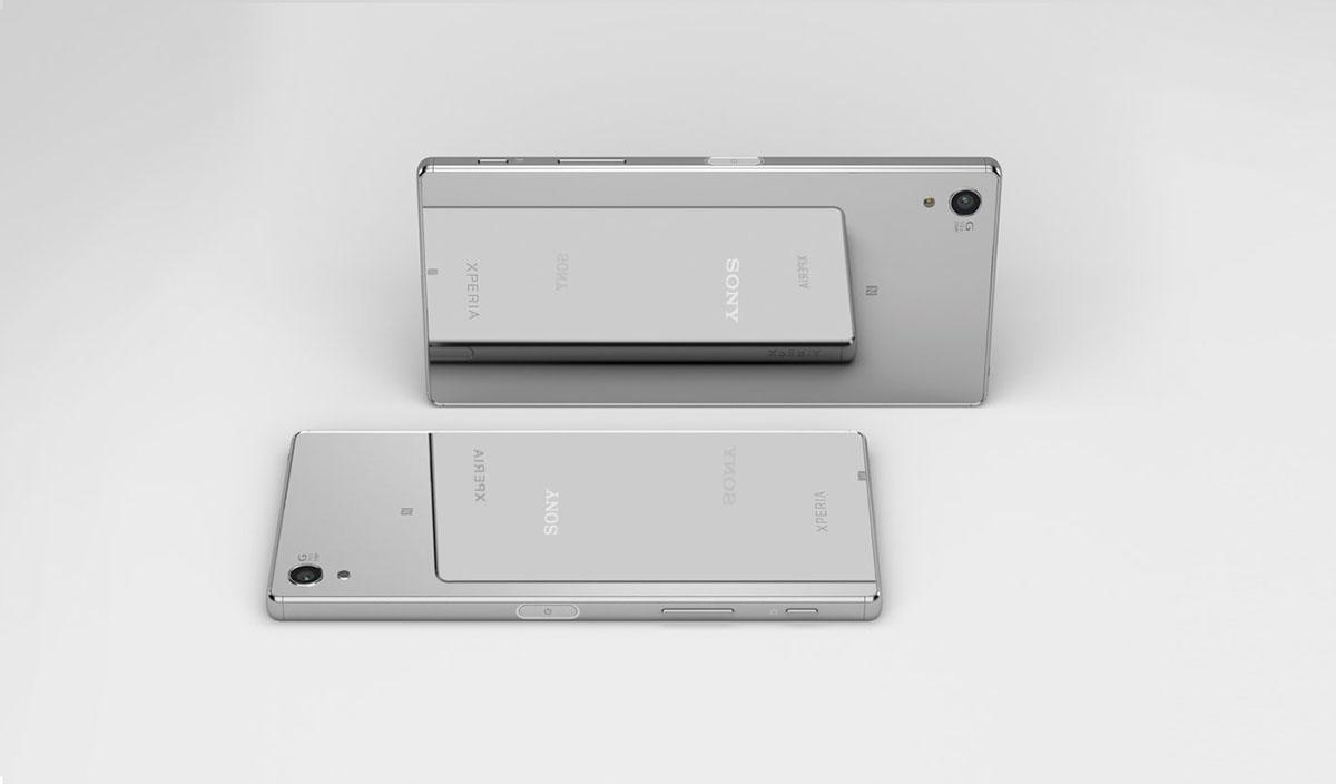 Xperia Z5 Premium задняя сторона