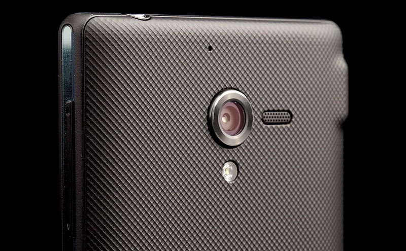 Xperia ZL камера