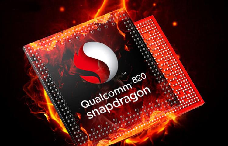 Qualcomm Snapdragon 820 на Xperia